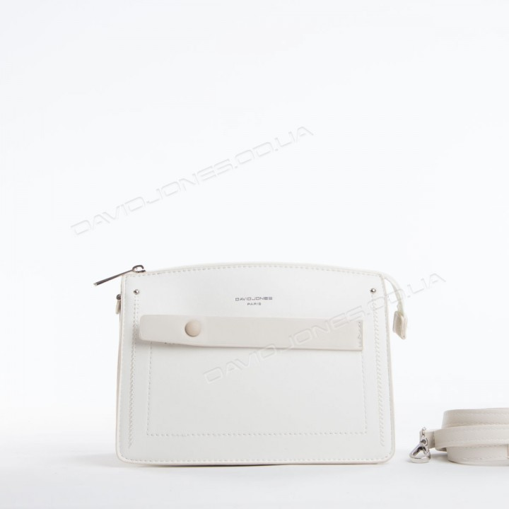 Клатч 6247-1T white
