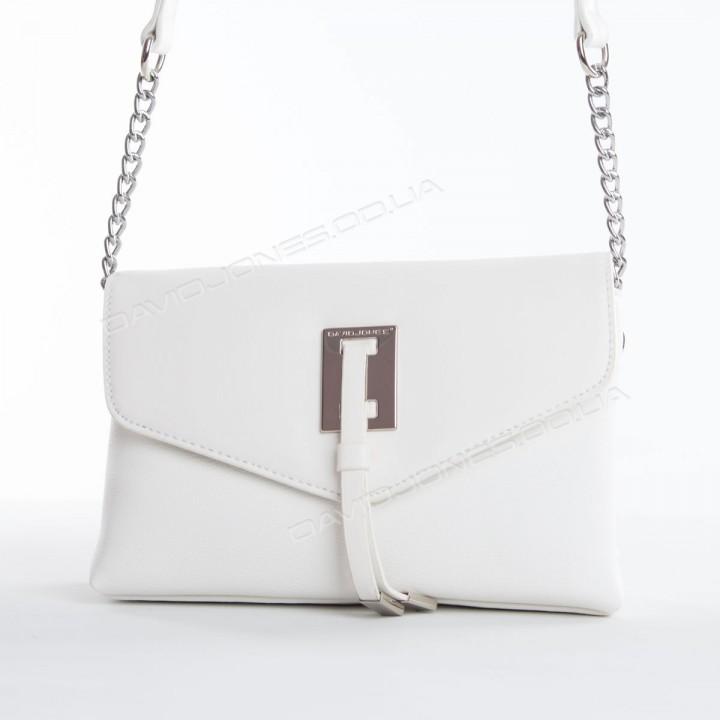 Клатч 6254-1T white