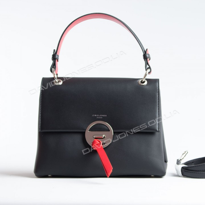 Клатч 6213-2T black
