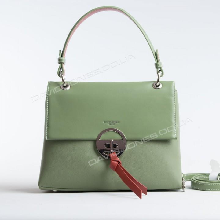 Клатч 6213-2T green