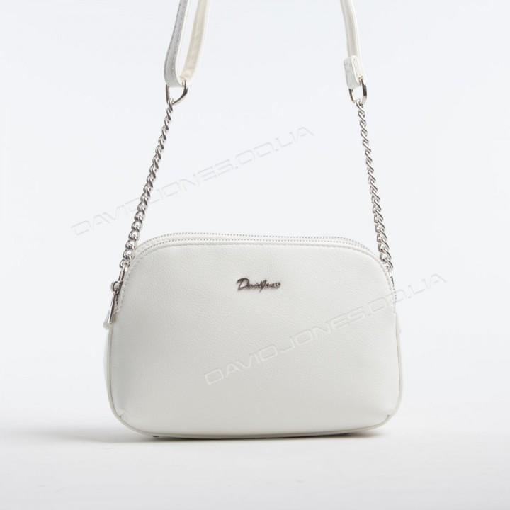 Клатч 6200-2T white