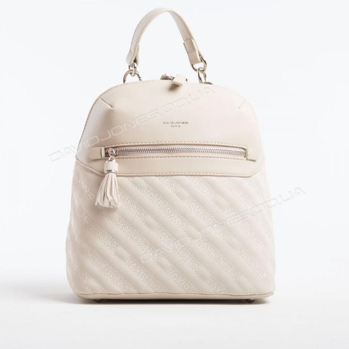 Жіночий рюкзак 6009-1T beige