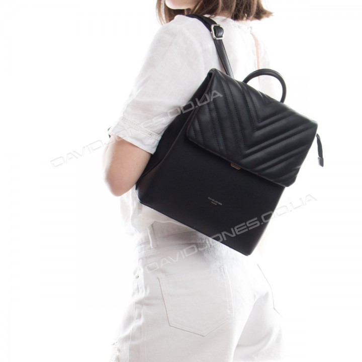 Жіночий рюкзак 6250-2T black