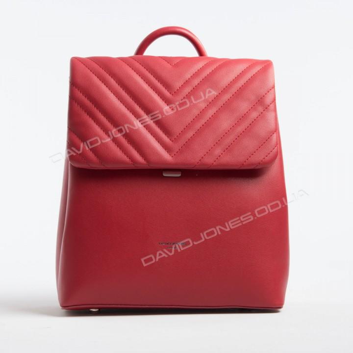 Жіночий рюкзак 6250-2T red