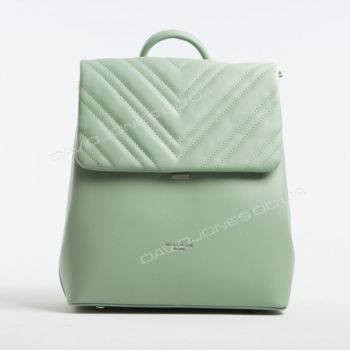 Жіночий рюкзак 6250-2T pale green