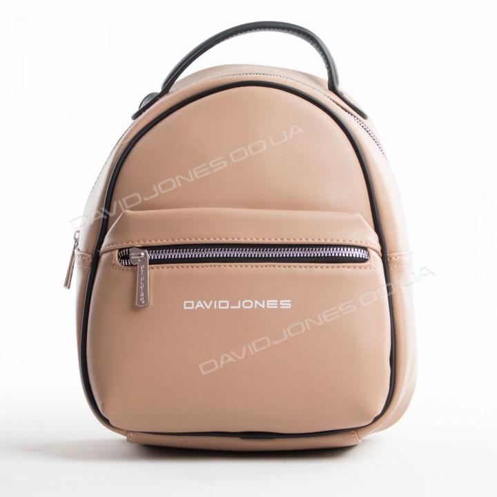 Жіночий рюкзак 6208-3T light camel