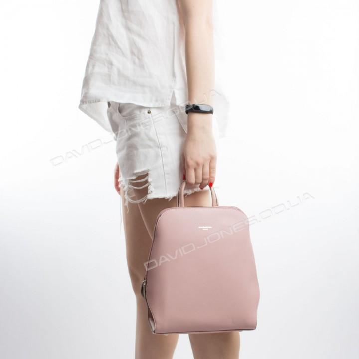 Жіночий рюкзак 6248-1T pink