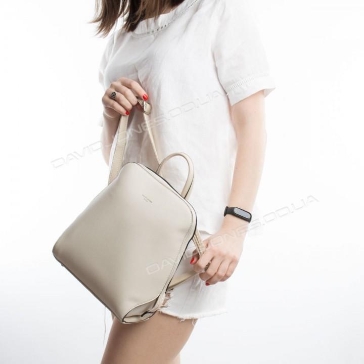 Жіночий рюкзак 6248-1T beige