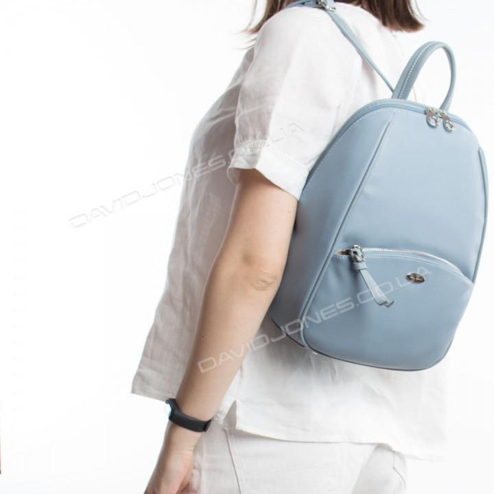 Жіночий рюкзак CM5604T light blue