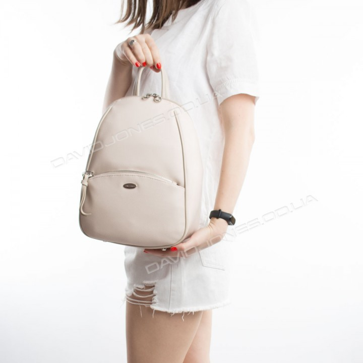 Жіночий рюкзак CM5604T beige