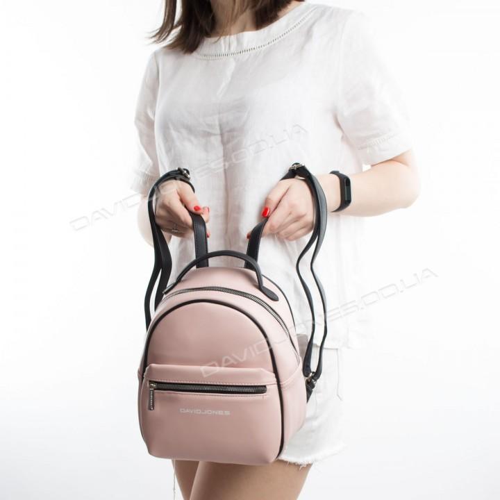 Жіночий рюкзак 6208-3T pink