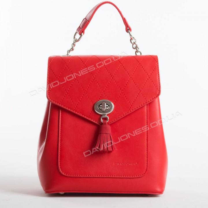 Жіночий рюкзак 6209-2T red