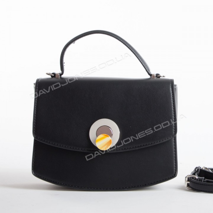 Клатч 6215-2T black