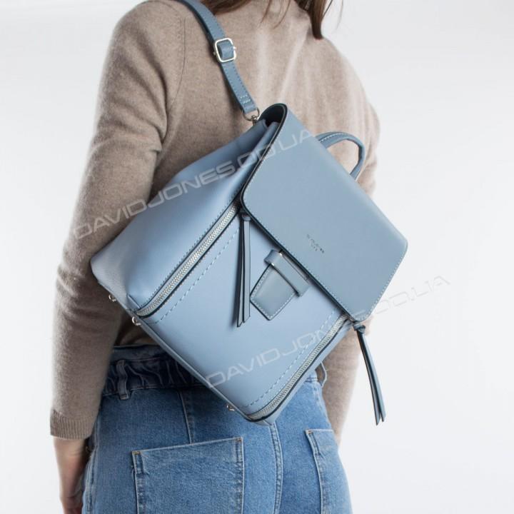 Жіночий рюкзак CM5494T light blue