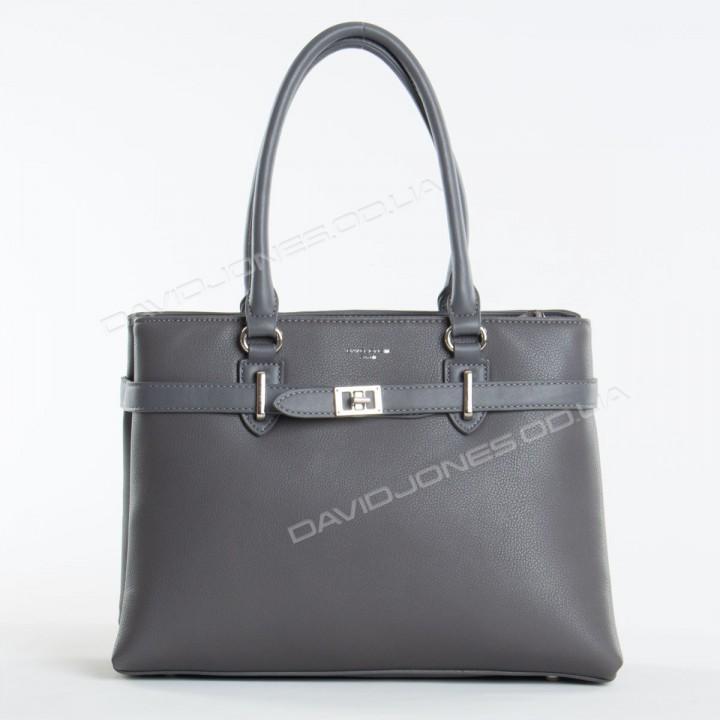Жіноча сумка CM5868T dark gray