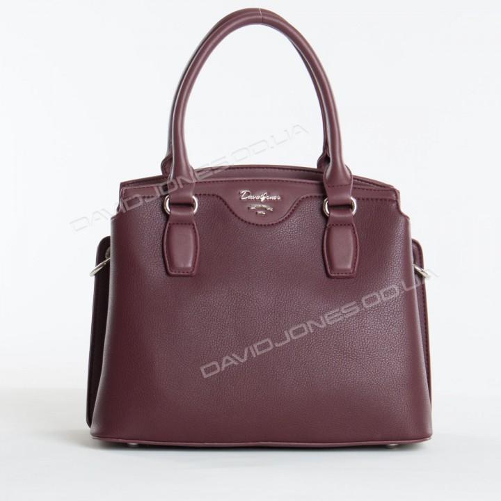 Жіноча сумка 6416-1T dark purple