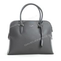 Жіноча сумка 6207-2T dark gray