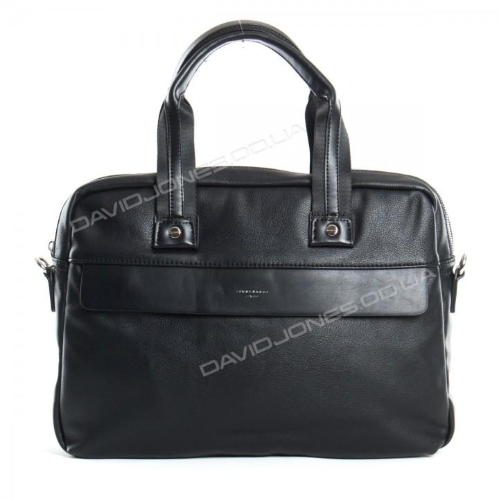Чоловічий портфель 807702 black