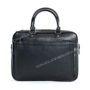 Чоловічий портфель 686603 black