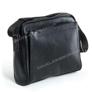 Чоловічий портфель 686602 black