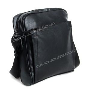 Чоловіча сумка 686601 black