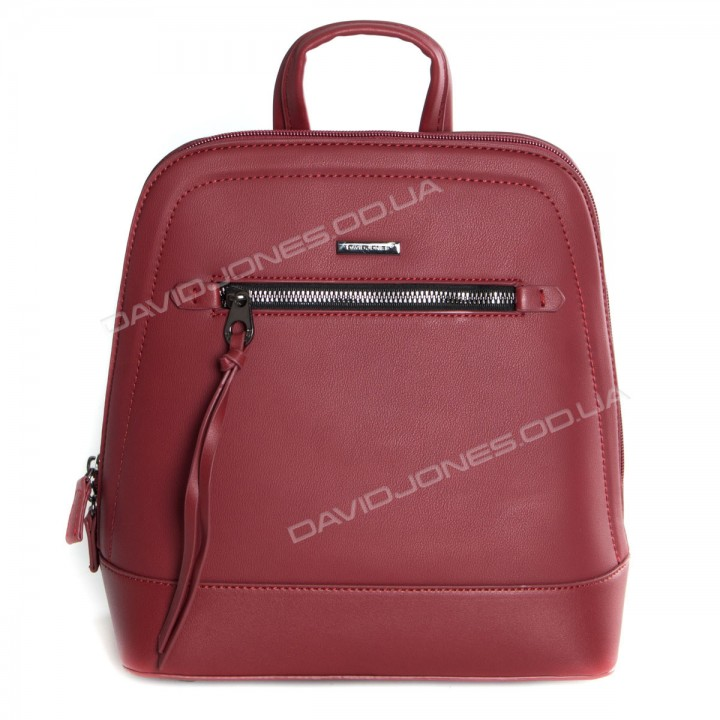 Жіночий рюкзак 6111-2T bordeaux