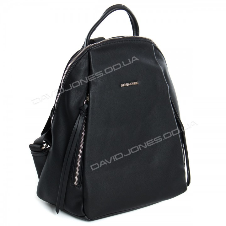 Жіночий рюкзак 6218-3T black
