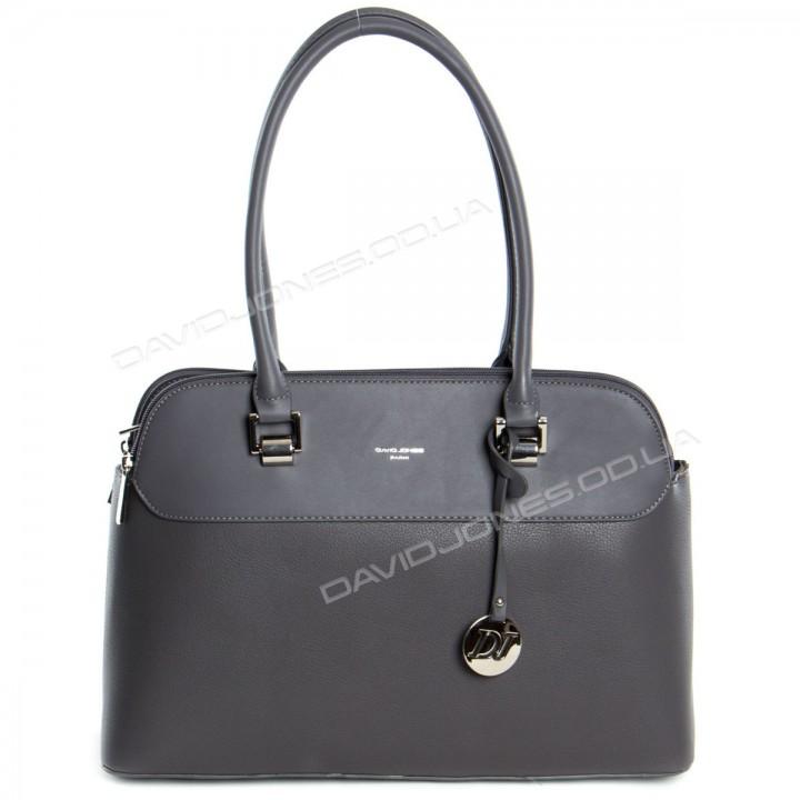 Жіноча сумка 5617-2T dark gray