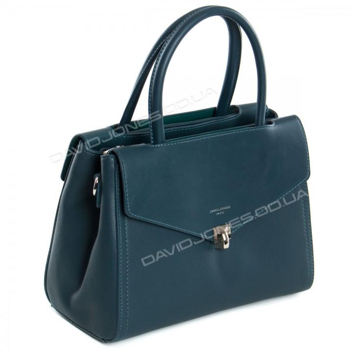 Жіноча сумка CM5818T peacock blue