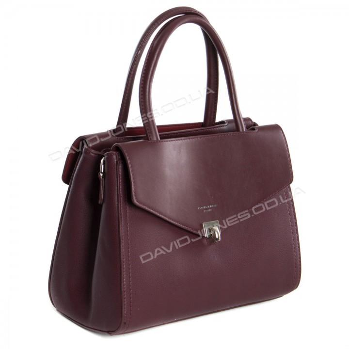 Жіноча сумка CM5818T dark bordeaux
