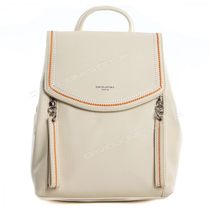 Жіночий рюкзак SF008 beige