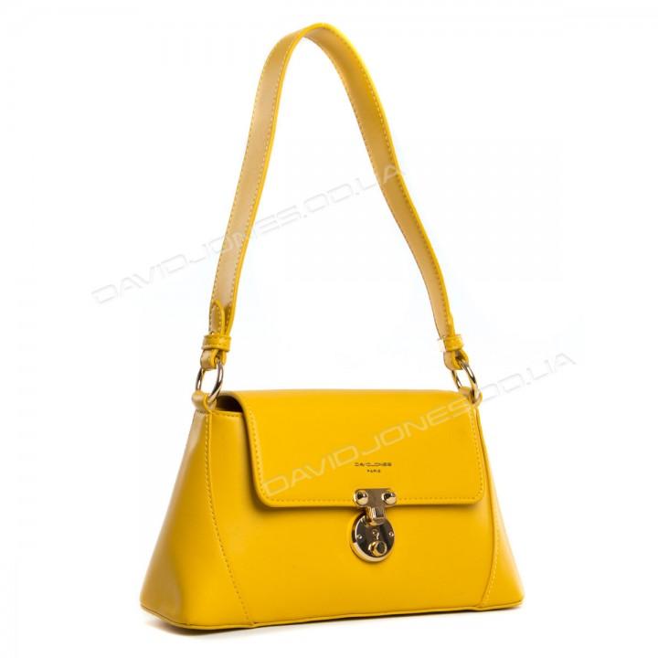 Клатч CM6032 yellow
