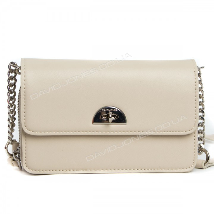 Клатч-гаманець CM6005T creamy white