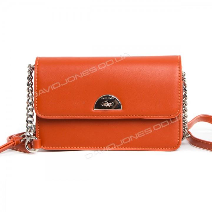 Клатч-гаманець CM6005T orange