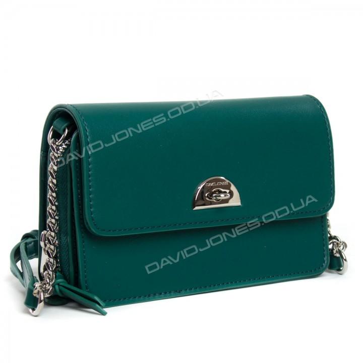 Клатч-гаманець CM6005T green
