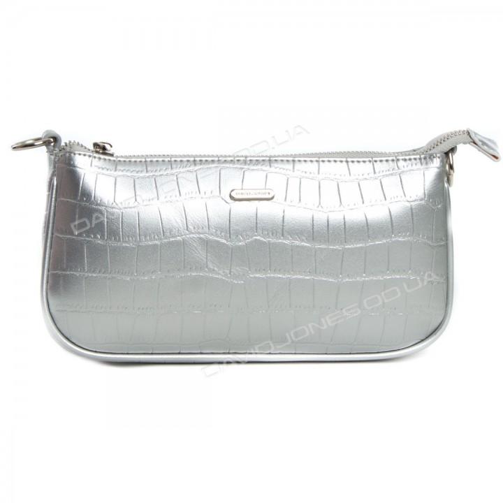 Клатч CM6016 dark silver
