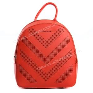 Жіночий рюкзак SF011 red