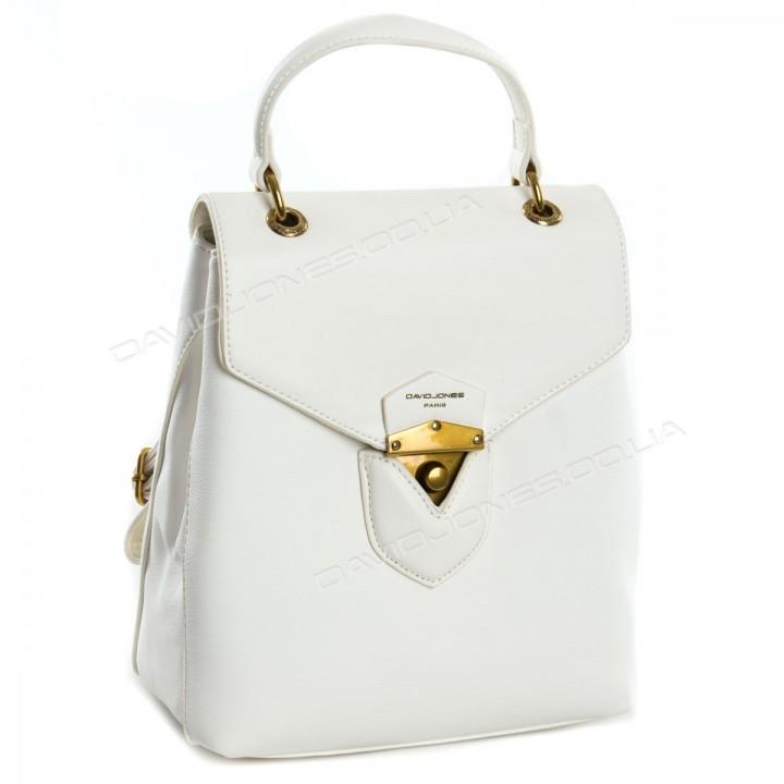 Жіночий рюкзак 6226-2T white