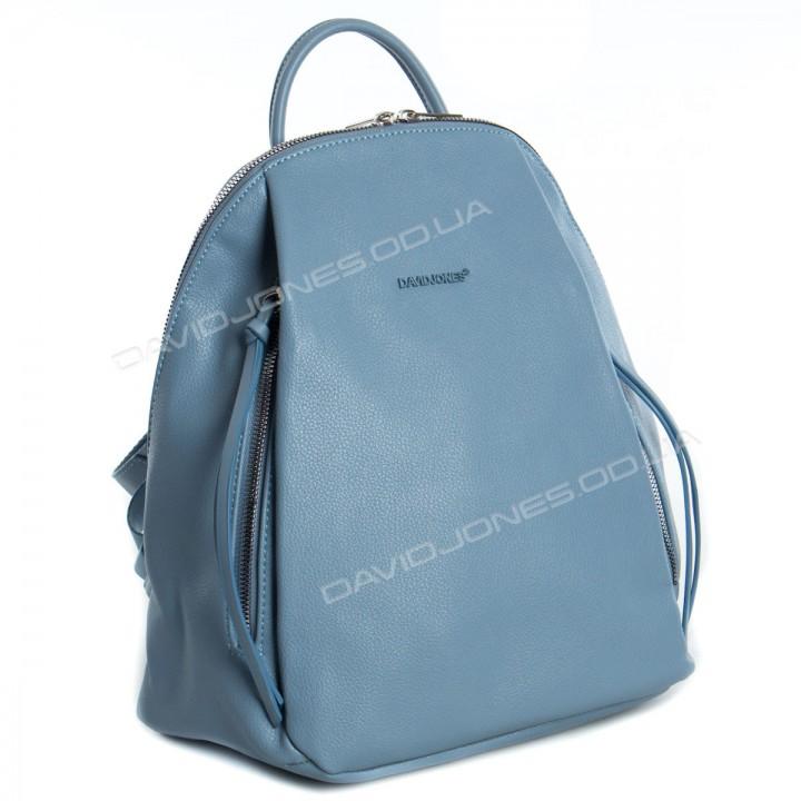 Жіночий рюкзак CM6026 light blue
