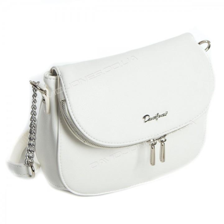 Клатч 6508-1 white
