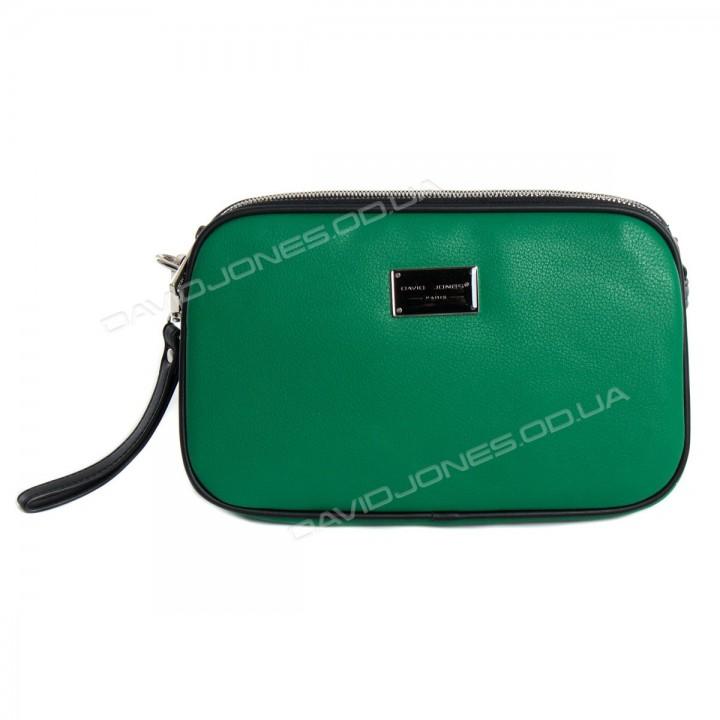 Клатч CM5666T green