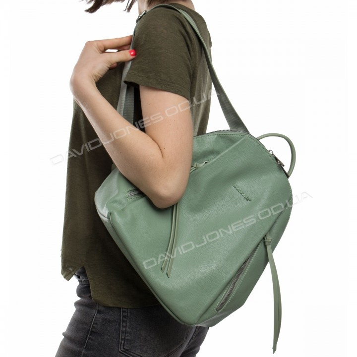 Жіночий рюкзак CM6026 water green