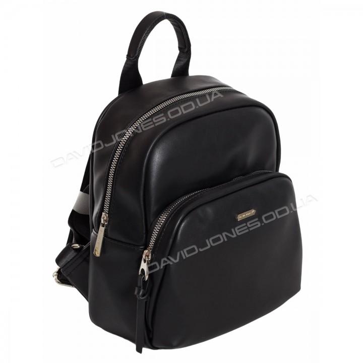 Жіночий рюкзак CM6072 black