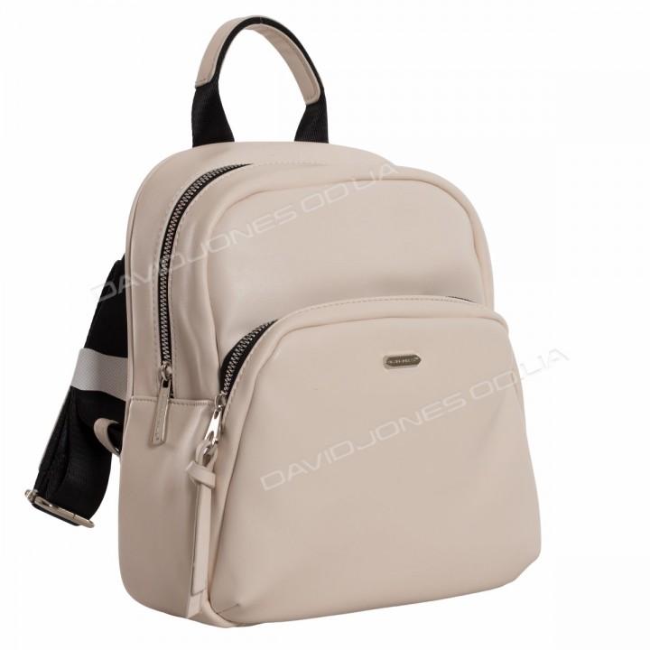 Жіночий рюкзак CM6072 off white