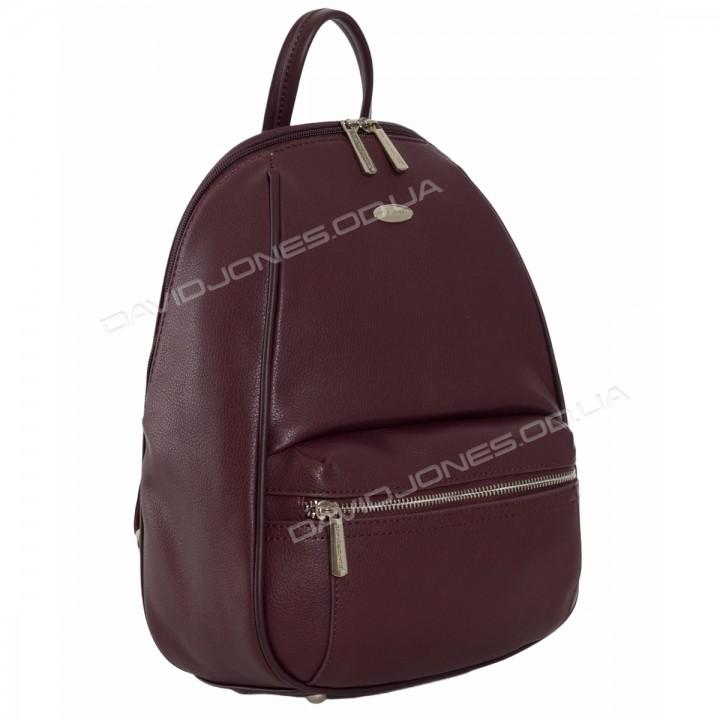 Жіночий рюкзак CM5504T dark bordeaux