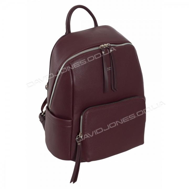 Жіночий рюкзак CM5845T dark bordeaux
