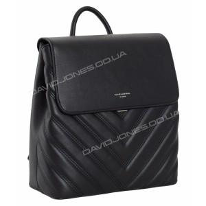Жіночий рюкзак 6440-2T black