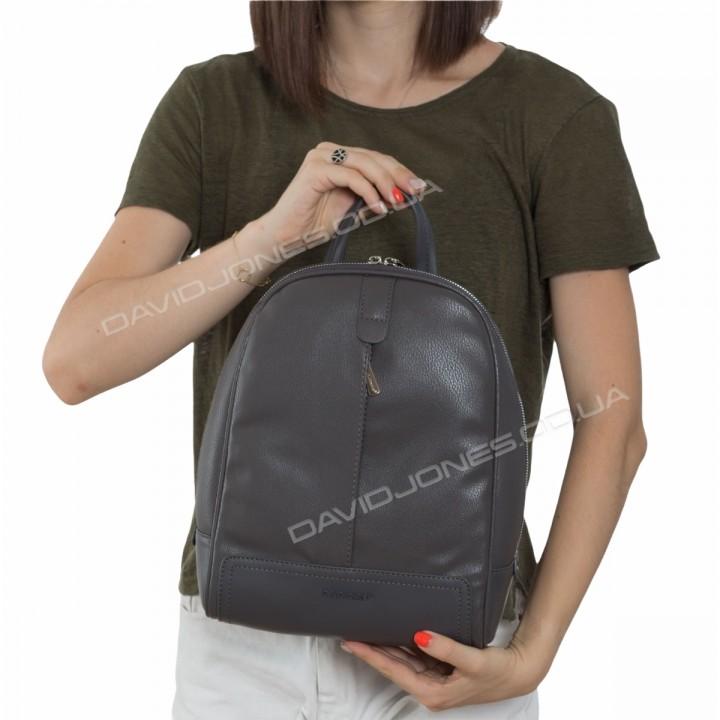 Жіночий рюкзак CM6014T dark gray