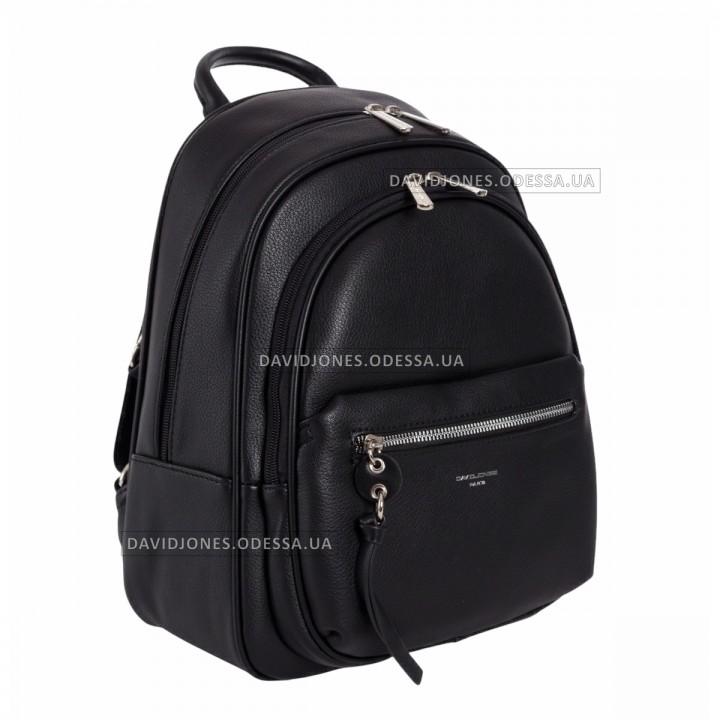 Жіночий рюкзак 6418-2T black