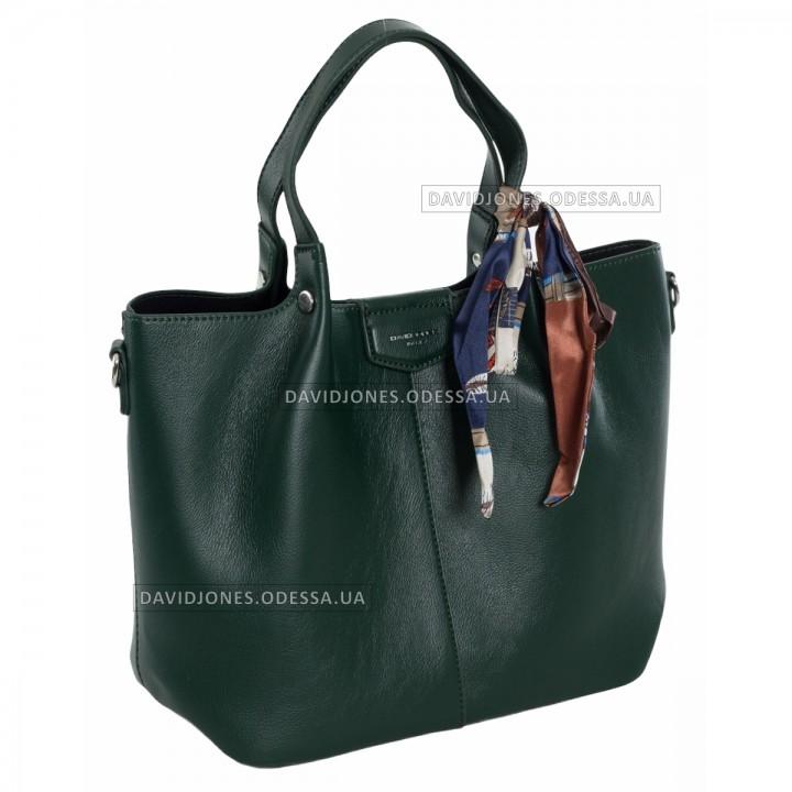 Жіноча сумка CM6238 dark green